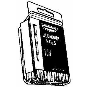 Kaiser Aluminum 2R3AYM Common Aluminum Nails by Kaiser Aluminum