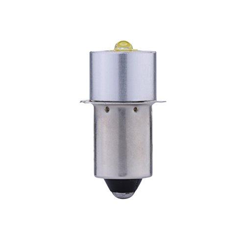 JOMITOP 18v 192v 6v 9v 12v 24v Volt Led Flashlight Bulb Led Upgrade Bulb for Ryobi Milwaukee Craftsman 6-24 Voltage Lamp Maglite Flashlight DC Replacement Bulbs Led Conversion Kit