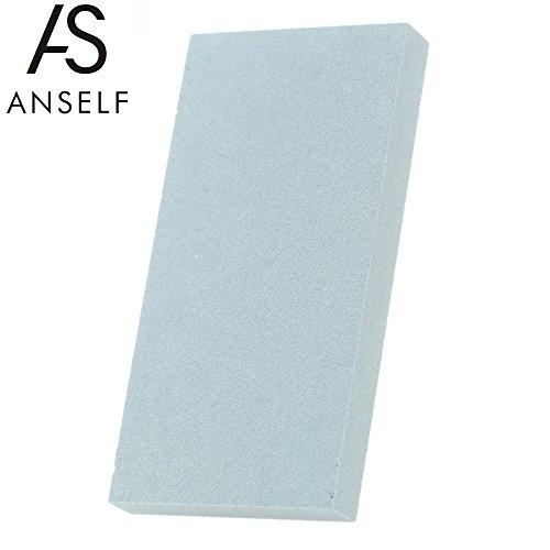 Anself 10000 Grit Whetstone Sharpener Knife Sharpening Stone Grindstone Oilstone 955010mm