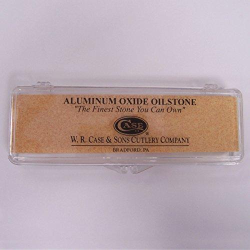 Case Xx 905 Knife Accessories Aluminum Oxide 4 Oz Oilstone