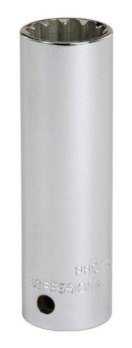 Stanley Proto J5330DPL 12-Inch Drive Deep Spline Socket Number-30 1516-Inch