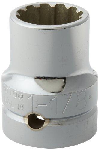 Stanley Proto  J5736SPL  1-Inch Drive Spline Socket Number-36 1-18-Inch