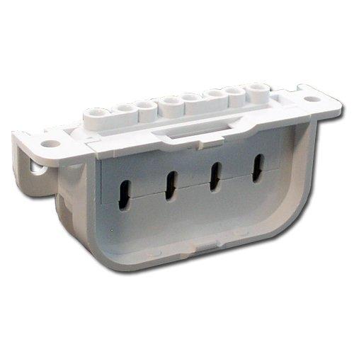 75 Watt - CFL Socket - 4 Pin 2G11 Base - Screw Mounted Lampholder - PLT 286-SC -