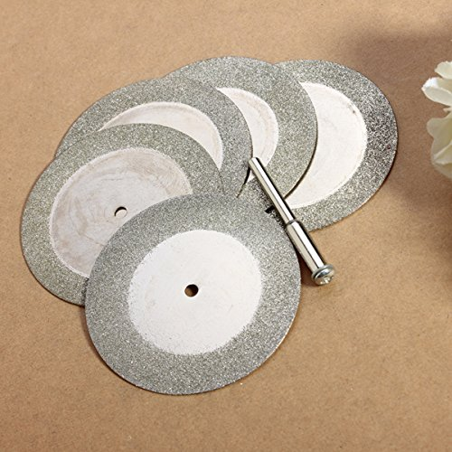 BephaMart 50mm 5pcs High Hardness Mini Cutting Discs Tools Shipped and Sold by BephaMart