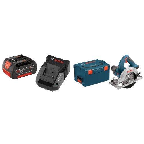 Bosch SCK181-101B2 18-Volt Starter Kit with Bare-Tool Circular Saw Bundle Kit