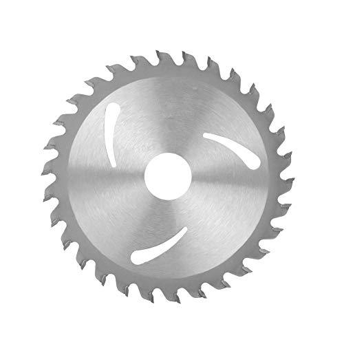 30T Circular Cutting Saw Blade 110mm x 20mm x 18mm Cemented Carbide Circle Saw Blade Wood Cutter Disc Tool Saw Cutting Wheel