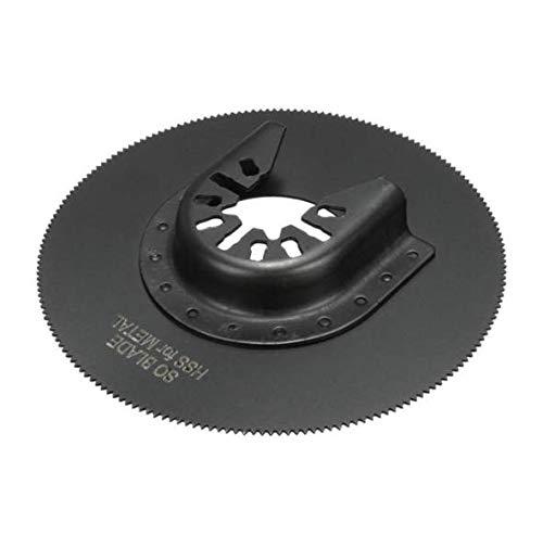 Atfipan 1011HK 80mm High Carbon Steel Full Circle Saw Blade Oscillating Multi Tool Oscillating Tools