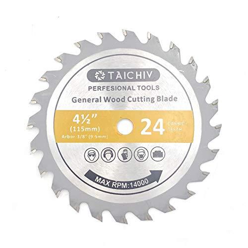 TAICHIV 4 12inch 24T Farming Carbide Circular Saw Blades Carbide Tipped Compact Glove delivery