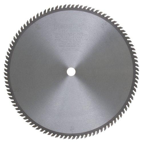 Tenryu PR-255100AB 10 Carbide Tipped Saw Blade  100 Tooth ATAFR Grind - 58 Arbor - 0118 Kerf