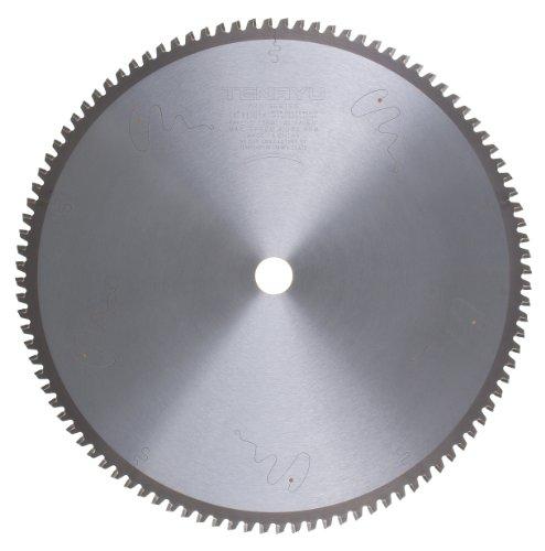 Tenryu PRA-355100DN 14 Carbide Tipped Saw Blade  100 Tooth TCG Grind - 1 Arbor - 0134 Kerf