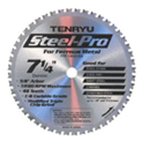 Tenryu PRF-23048CBN 9 Carbide Tipped Saw Blade  48 Tooth ATB Grind - 1 Arbor - 0087 Kerf
