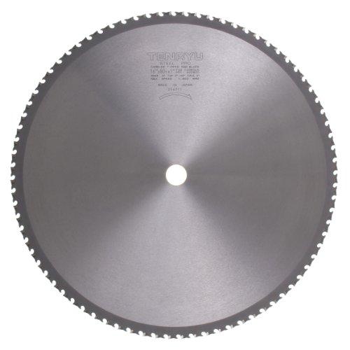 Tenryu PRF-40580D 16 Carbide Tipped Saw Blade  80 Tooth TCG Grind - 1 Arbor - 0102 Kerf