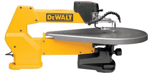 DEWALT DW788 13 Amp 20-Inch Variable-Speed Scroll Saw - Yellow