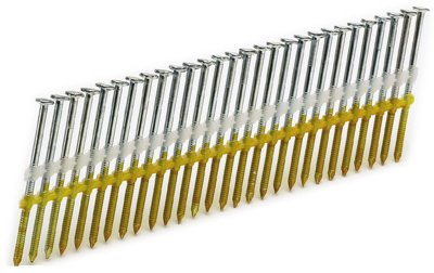 Senco Fastening Systems Gl24asbsr Framing Nail Ring Shank Galvanized 113 X 2-38-In 500-Ct Box Power Nails Staples Screws