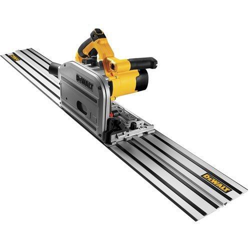 DEWALT DWS520SK Tracksaw Kit With 59-Inch Track 6-12-Inch