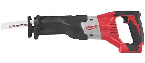 New Milwaukee 2620-20 M18 18 Volt Cordless Reciprocating Saw Tool Sawzall