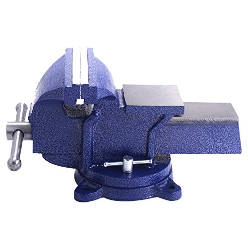 Clamps Vises 8 Mechanic Bench Vise Table Top Clamp Press Locking Swivel Base Heavy Duty New