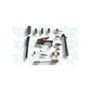 Boston Industrial Air Tool Set - 18 Pieces