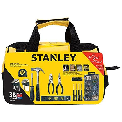 Stanley 38-PC Homeowners Tools Set in Bag