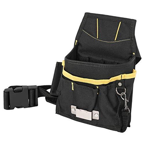 Automotive Utility Multi Pocket Storage Bag with Adjustable BeltWaist Strap Waterproof Oxford Wrap Vinyl Film Install Tool Pouch Car Tools Organizer