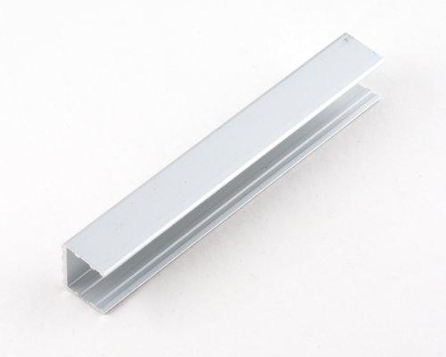 Hangman Products 6732-48C Shelf Stiffener Clear Anodize 48-Inch