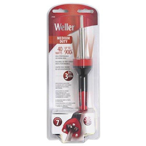 Weller SP40NUS Medium Duty LED Soldering Iron RedBlack