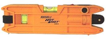 Johnson Level and Tool 40-0915 Magnetic Torpedo Laser Level