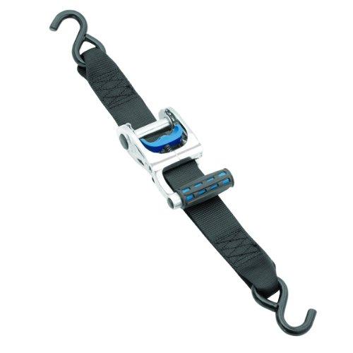 Fulton 2060866 2 x 10 Stainless Steel Gunwale Max Grip Ratchet Tie Down