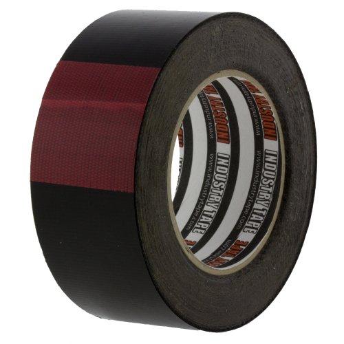 Industry Tape IT-50-2-BK Max Grip Adhesive Tape 27 yards Length x 2 Width Black