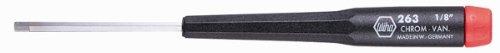 Wiha 26316 Precision Screwdriver Hex Inch 116 x 50mm