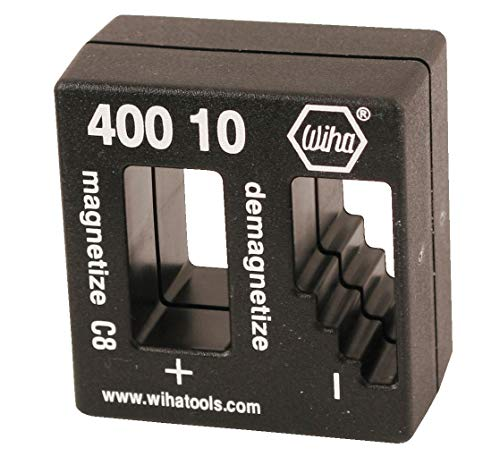 Wiha 40010 Magnetizer or Demagnetizer Color may vary