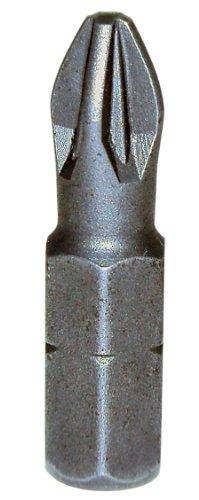 SK Hand Tool 81865 Number-2 Screwdriver Shank Bit 14-Inch