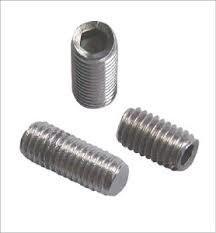 Grub Screws M5 x 5mm A2 Stainless Steel 5mm Metric Threaded Socket Allen Key Flat Point Grubs Screw Free UK Delivery by DBA Hardware