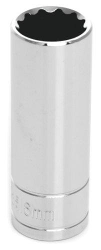 Performance Tool W38716 12-Point Socket 38 Drive 16mm