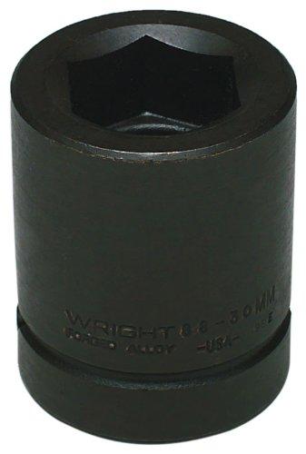Wright Tool 88-85MM 85MM 1-Inch Drive 6 Point Standard Metric Impact Socket