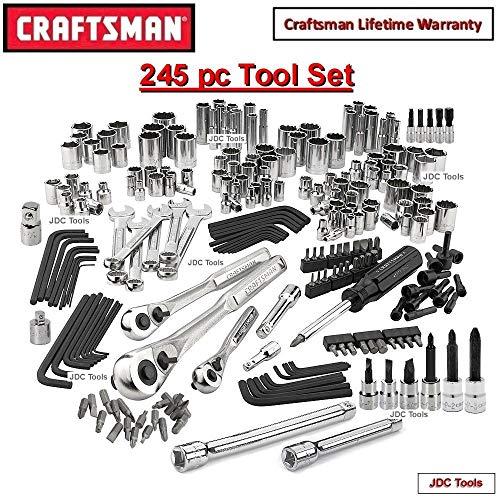 Craftsman 245 pc Tool Set NEW 155 165 220 230 311 320 323