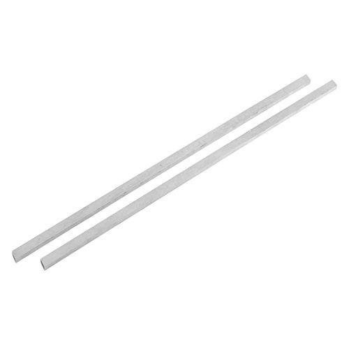 3mmx5mmx200mm CNC Lathe HSS Bit Cutting Boring Bar Cutter Tool 2pcs