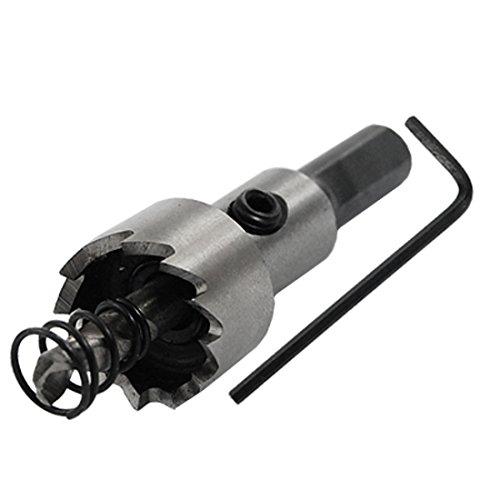 5mm Pilot Drill Diameter 185mm HSS Metal Drilling Hole Saw