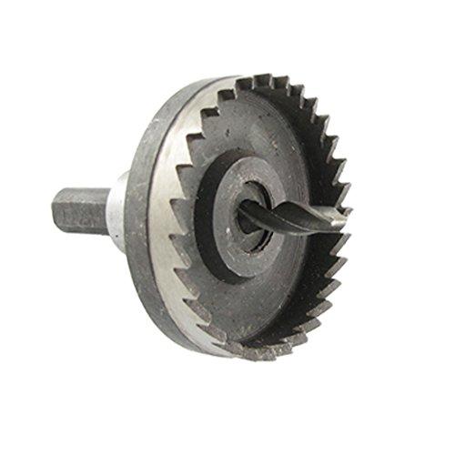 uxcell 6mm Dia Drill Bit 50mm HSS Metal Hole Saw Cutting Tool