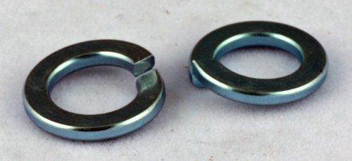 M5 Metric Lock Washers Din 127-B Zinc 100 Pack