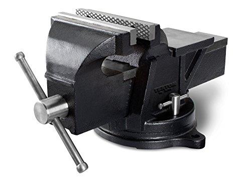 TEKTON 6-Inch Swivel Bench Vise  54006