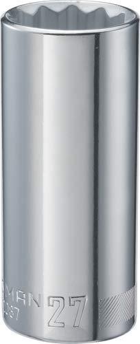 CRAFTSMAN Socket Metric 12-Inch Drive 27mm 12-Point CMMT12087