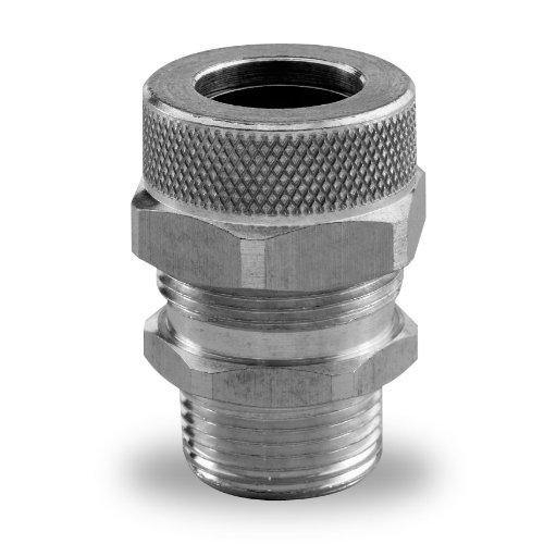 Tuff-Seal RSR-211 Aluminum Cord Connector  Cord Grip 34 NPT Thread 562-688