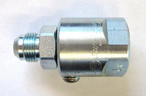 SS 16MJ16XFP100-Z-V - Super Swivel - 1 Male JIC X 1 Female Pipe