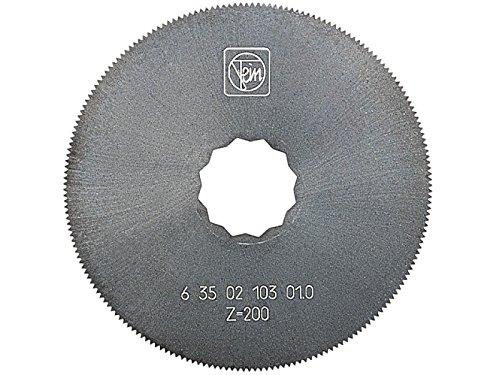 Fein 6-35-02-102-01-6 2-12-Inch HSS Saw Blade for SuperCut 2-Pack
