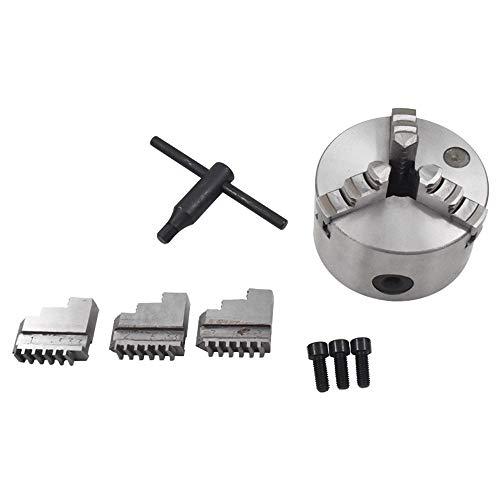 Lathe Chuck K11-100 4 3 Jaw Self-centering Internal Jaw 100mm Milling Machine