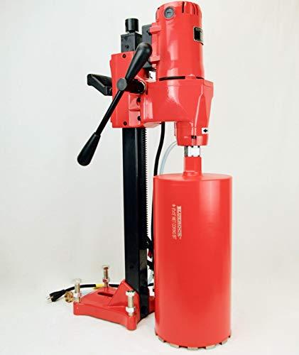 NEW 8 Z-1 BLUEROCK Tools CORE DRILL WSTAND CONCRETE CORING
