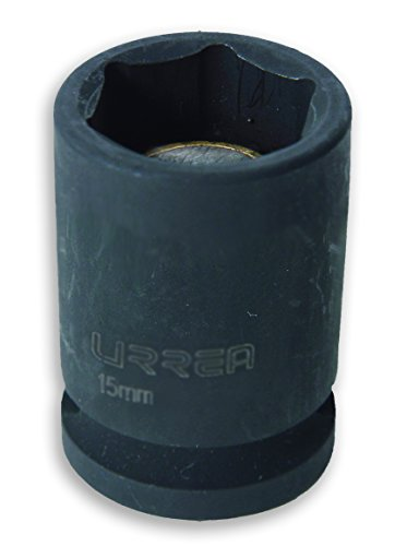 Urrea 7214HM 38-Inch Drive Deep 6-Point 716-Inch Magnetic Impact Socket 1-316-Inch Long