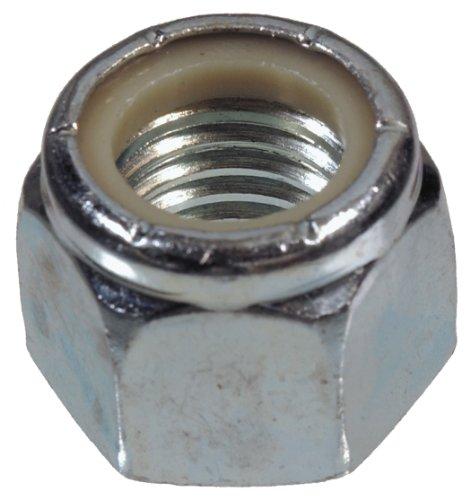 The Hillman Group 44896 M10-100 Fine Pitch Nylon Insert Stop Nut 15-Pack