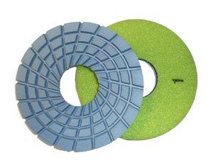Toolocity CPP05P1 5-Inch Con-Shine DryWet Diamond Polishing Pad 5-Step Number 1